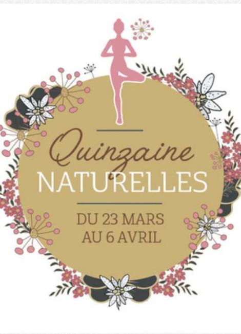 La Quinzaine Bien-Etre by Naturelles