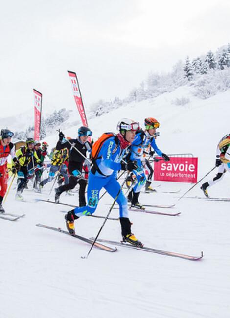 Coupe de France de Ski Alpinisme : Verticale Race