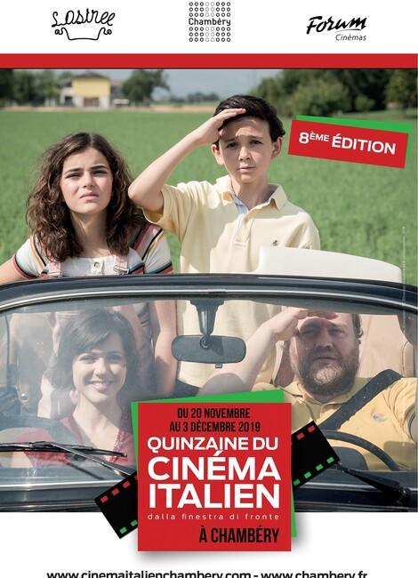 Quinzaine du cinéma italien