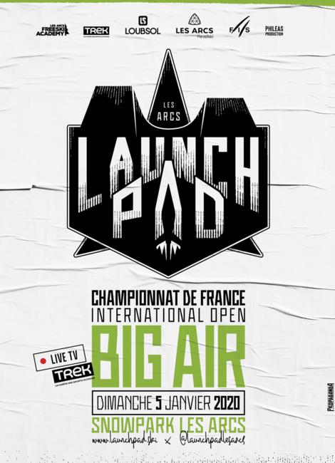Les Arcs Launchpad