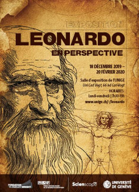 Leonardo en perspective