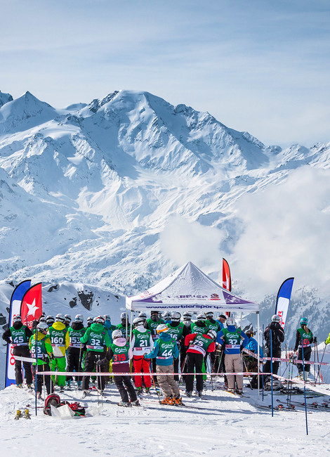 Verbier High Five by Carlsberg