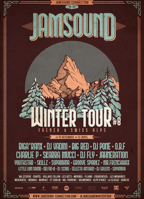 JAMSOUND WINTER TOUR #8
