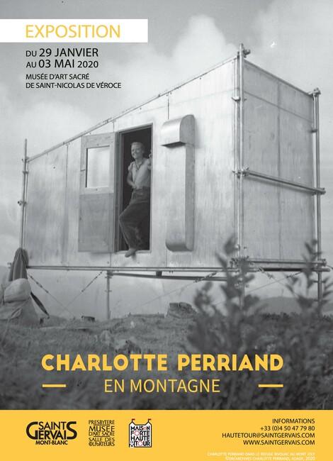 Charlotte Perriand en montagne