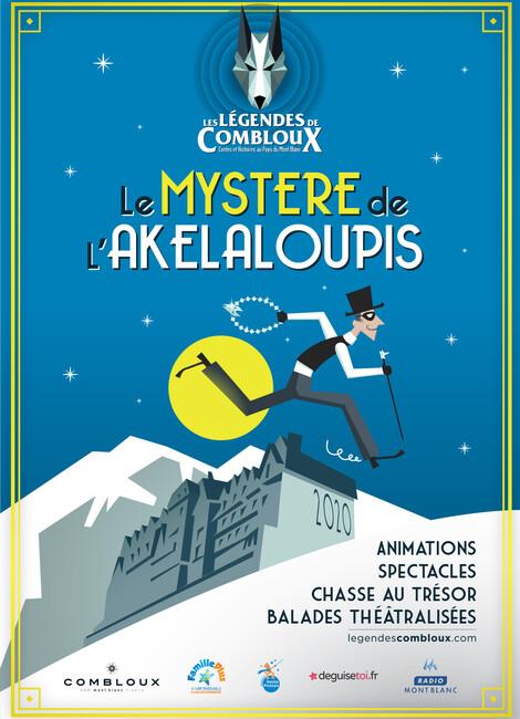 LE MYSTERE DE L'AKELALOUPIS