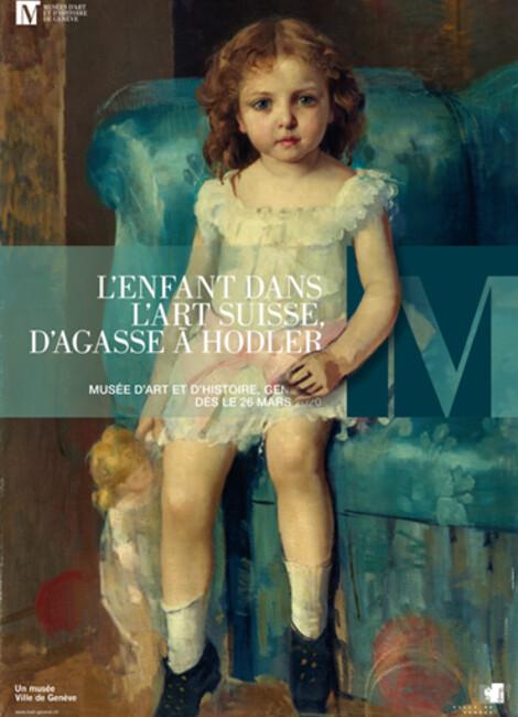 L'ENFANT DANS L'ART SUISSE D'AGASSE À HODLER