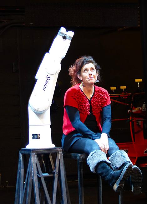 ROBOT MON AMOUR