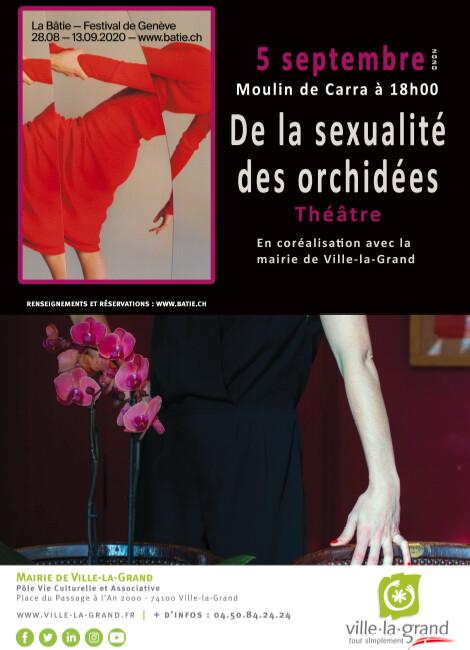 De la sexualité des orchidées