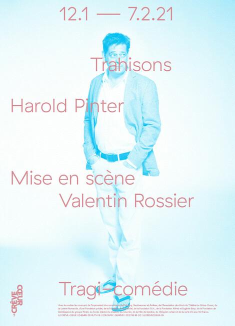 Trahisons Harold Pinter