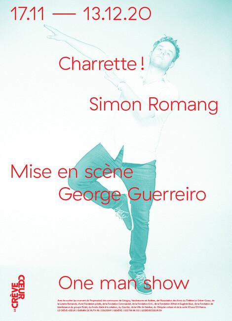 Charrette ! Simon Romang