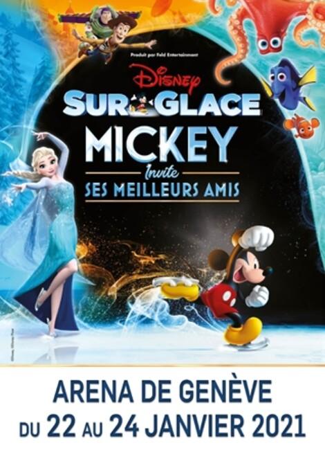 "Disney sur Glace ""Mickey invite ses meilleurs amis"""