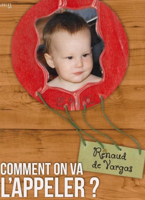 """RENAUD DE VARGAS - """"Comment on va l'appeler?"""""""