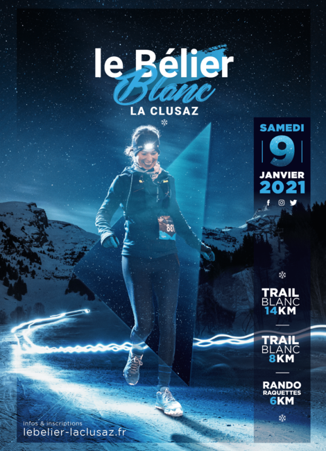 Trail Le Bélier Blanc