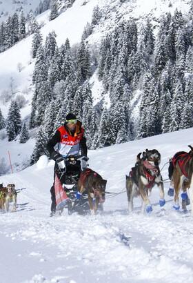 la Grande Odyssée Savoie Mont Blanc : Etape 1