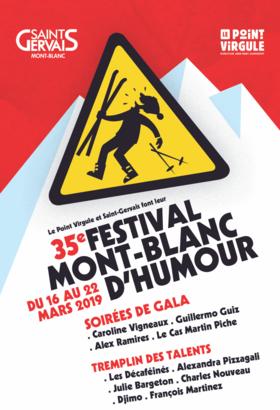 35ème Festival Mont-Blanc d'Humour