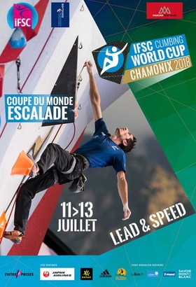 COUPE DU MONDE D'ESCALADE