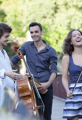 Les Classiques du Prieuré - Trio Helios