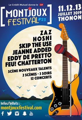 Montjoux Festival #23