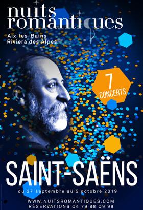 Festival des Nuits romantiques 2019 - Saint Saëns
