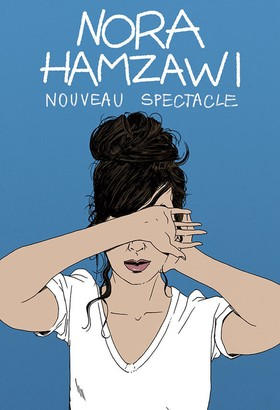 "Spectacle ""Nora Hamzawi"""
