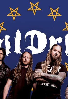 DEVILDRIVER // TRASH DEATH METAL