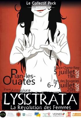 Lysistrata, la révolution des femmes