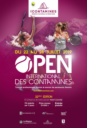 22e Open de tennis des Contamines