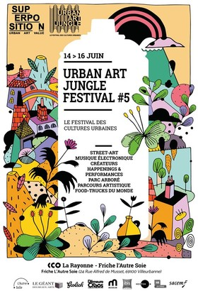 Urban Art Jungle Festival #5