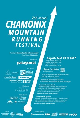 Chamonix Mountain Running Festival