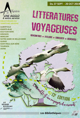 Festival des Littératures Voyageuses 13ème édition