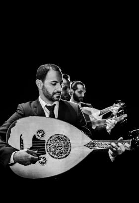 Institut des musiques arabes et méditerranéens  :  Trio Joubran