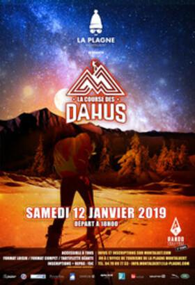 LA COURSE DES DAHUS