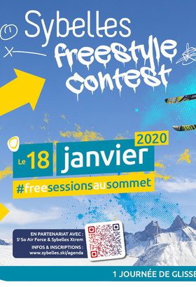 Sybelles freestyle contest