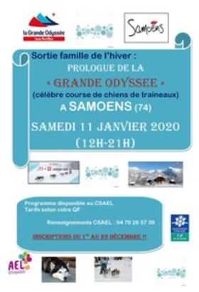 LA GRANDE ODYSSEE MONT-BLANC : PROLOGUE