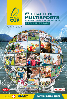 CHALLENGE MULTISPORTS INTERENTREPRISES DE FRANCE
