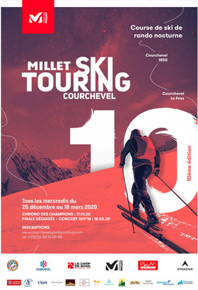 MILLET SKI TOURING COURCHEVEL