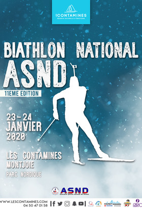 Biathlon National ASND