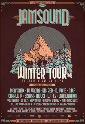 JAMSOUND WINTER TOUR #8