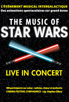 STAR WARS - THE CONCERT SHOW