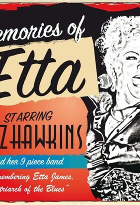 Kaz Hawkins : « Memories of Etta »