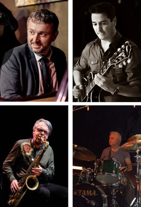 Organ Jazz Trio invite Richard Foy