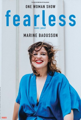 """MARINE BAOUSSON - """"Fearless"""""""