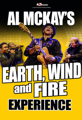 AL MCKAY'S EARTH, WIND & FIRE ...