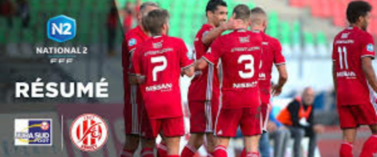FC Annecy Vs Jura Sud
