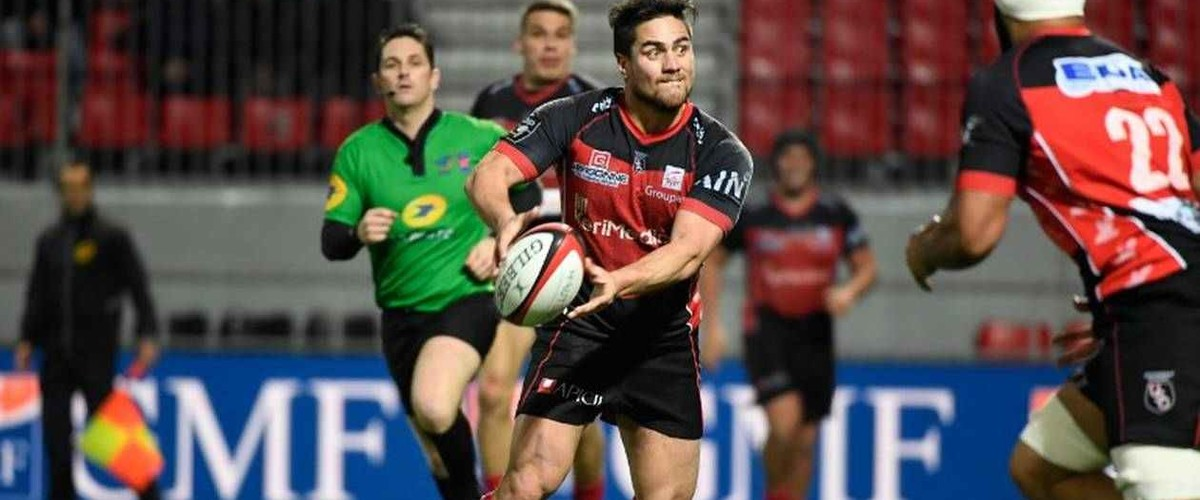Oyonnax VS Colomiers