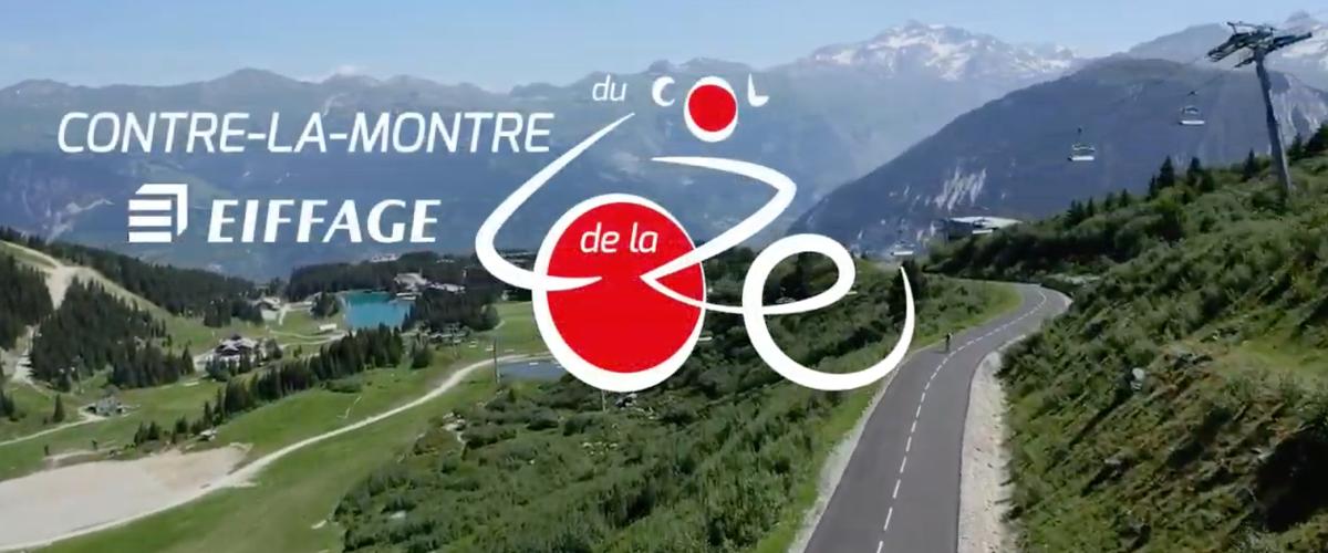 CONTRE-LA-MONTRE EIFFAGE DU COL DE LA LOZE - Report