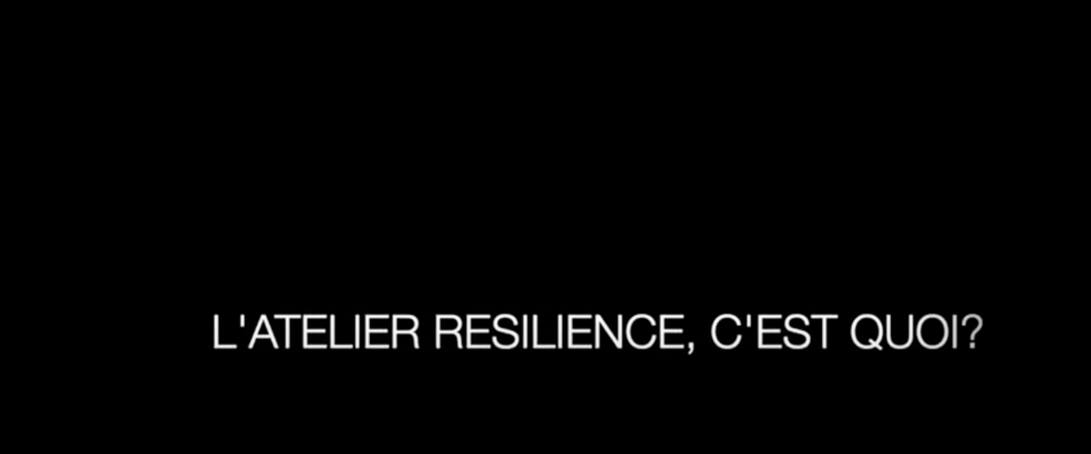 🔥ATELIER RESILIENCE❄️