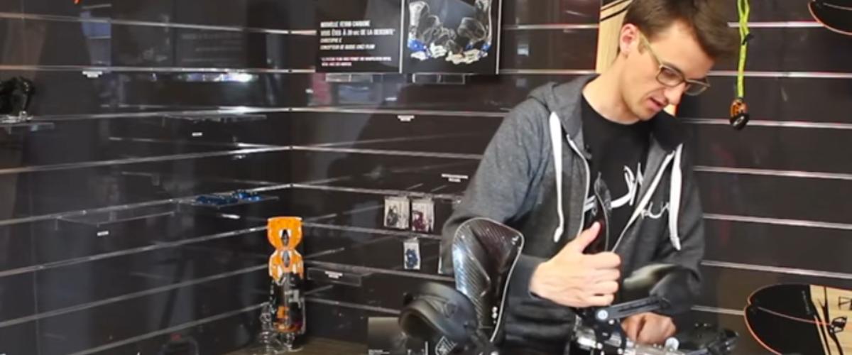 vidéo Plum Splitboard