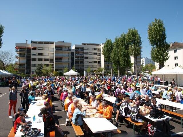 La Balade de l'Espoir | Fond - Cyclisme | 5 mai 2019 à
