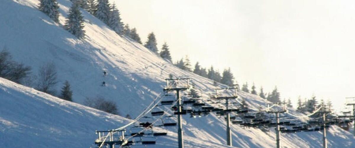 Station de ski d'Hirmentaz